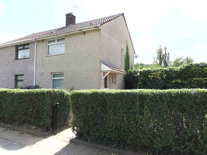 2 Bedrooms End Of Terrace House for sale in Bewley Drive, Kirkby