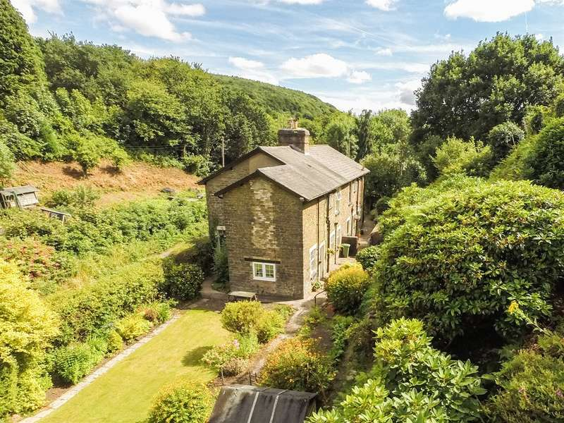 3 Bedrooms Unique Property for sale in Rhymney Cottages, Taffs Well, Cardiff