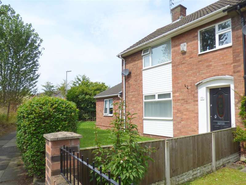 4 Bedrooms Terraced House for sale in York Way, Huyton, Liverpool