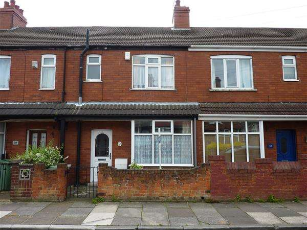3 Bedrooms Terraced House for sale in JAMES STREET, GRIMSBY