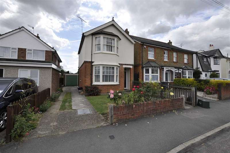3 Bedrooms Detached House for sale in Swiss Avenue, Chelmsford