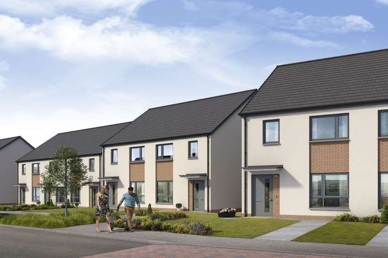 2 Bedrooms Property for sale in Royal Park View Curlers Loan, Stirling, FK8