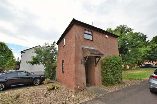 2 Bedrooms Detached House for sale in Mallard Close, NORTHAMPTON