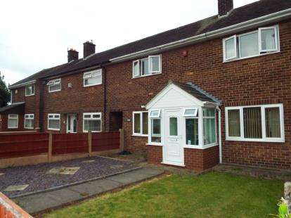 3 Bedrooms Terraced House for sale in Webb Drive, Burtonwood, Warrington, Cheshire, WA5