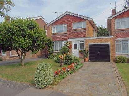 3 Bedrooms Detached House for sale in Fair Oak, Eastleigh, Hampshire