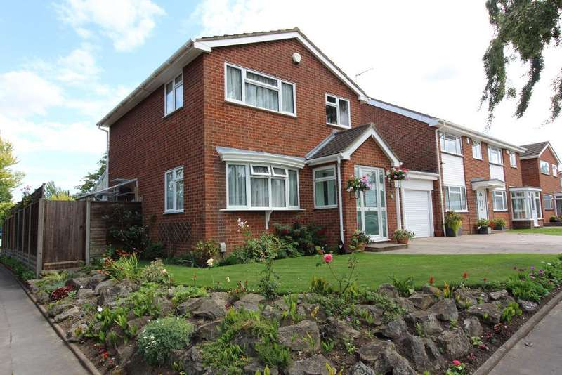 3 Bedrooms Detached House for sale in Loxwood Close, Orpington, Kent, BR5 4PQ