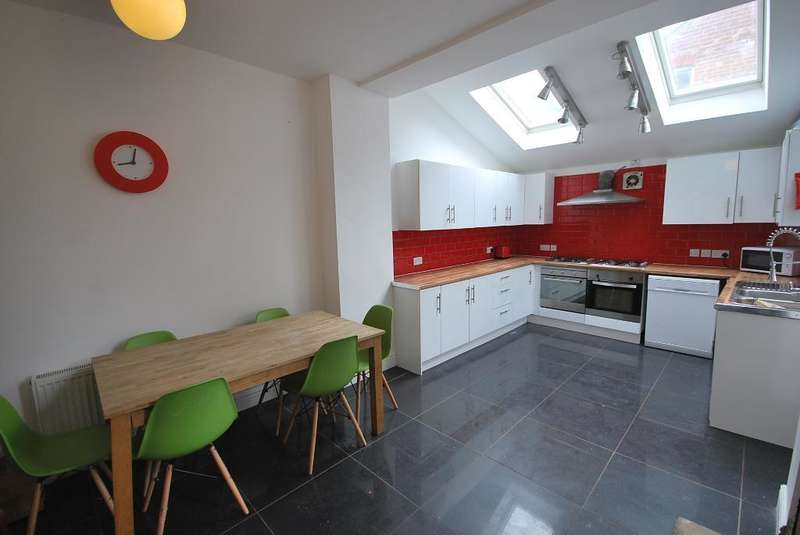 7 Bedrooms Terraced House for sale in Edenhall Avenue, Fallowfield, Manchester, M19 2BG