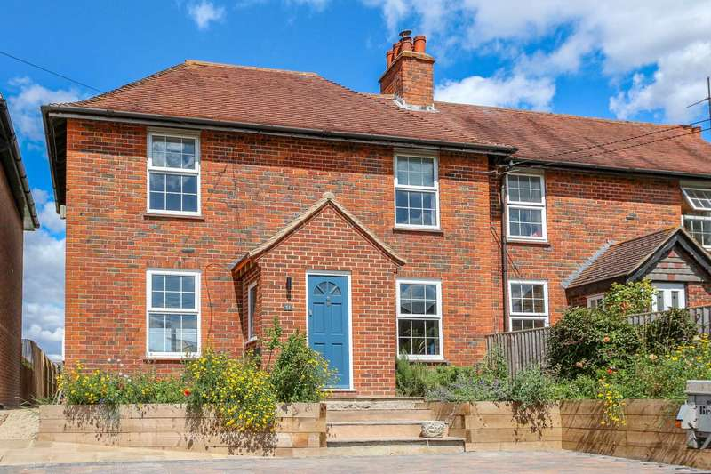 3 Bedrooms Semi Detached House for sale in Ilges Lane, Cholsey