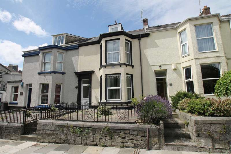 5 Bedrooms Terraced House for sale in Devonport Road, Plymouth, PL3 4DF