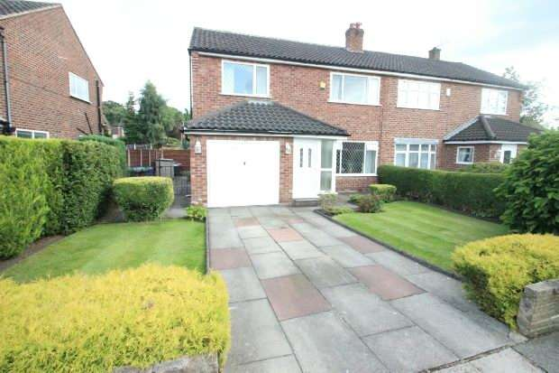 4 Bedrooms Semi Detached House for sale in Wythenshawe Road, Manchester