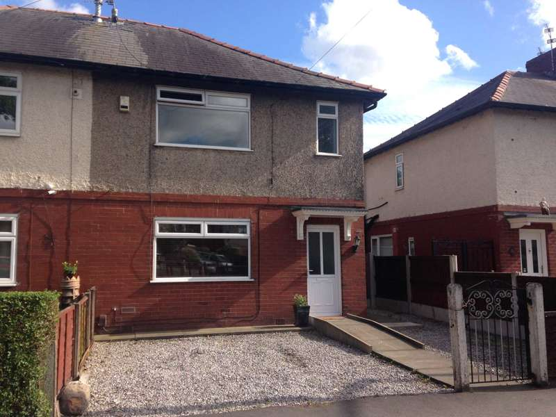 3 Bedrooms Semi Detached House for sale in Vale Avenue, Horwich