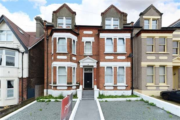 2 Bedrooms Flat for sale in St Faiths Road, Dulwich
