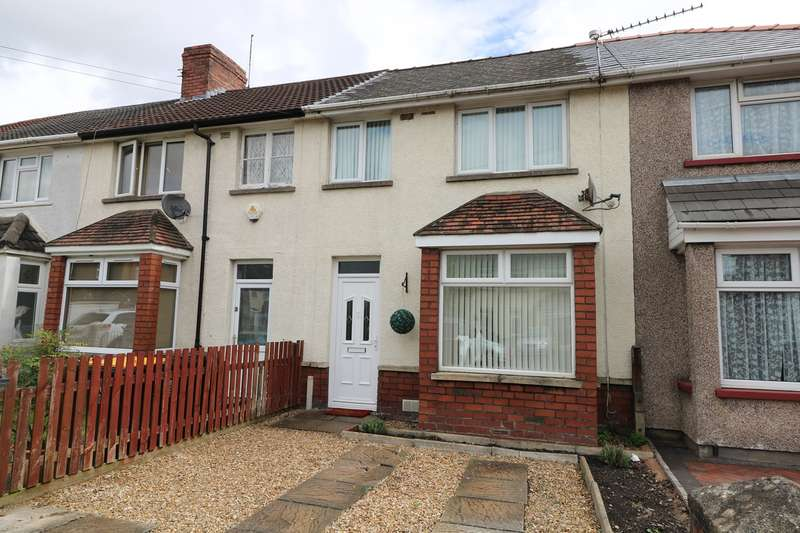 3 Bedrooms Terraced House for sale in Collingwood Close, Newport, NP19