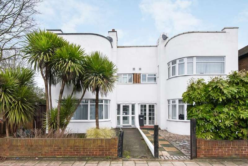 4 Bedrooms House for sale in Ellesmere Road, Chiswick W4