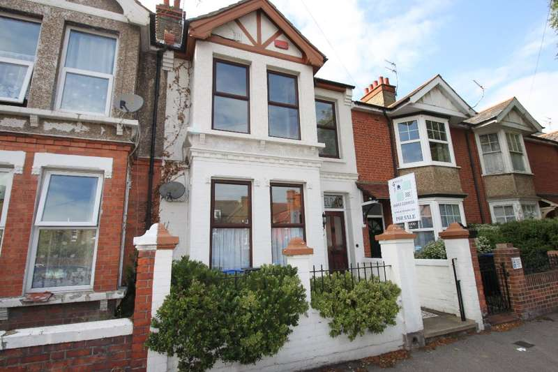 3 Bedrooms Terraced House for sale in Dumpton Park Drive