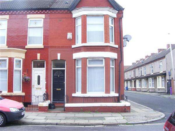 3 Bedrooms Terraced House for sale in Kempton Road, Wavertree, Liverpool