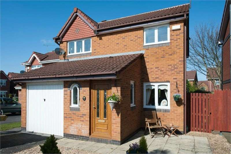 3 Bedrooms Detached House for sale in Moorbridge Close, Netherton, Merseyside