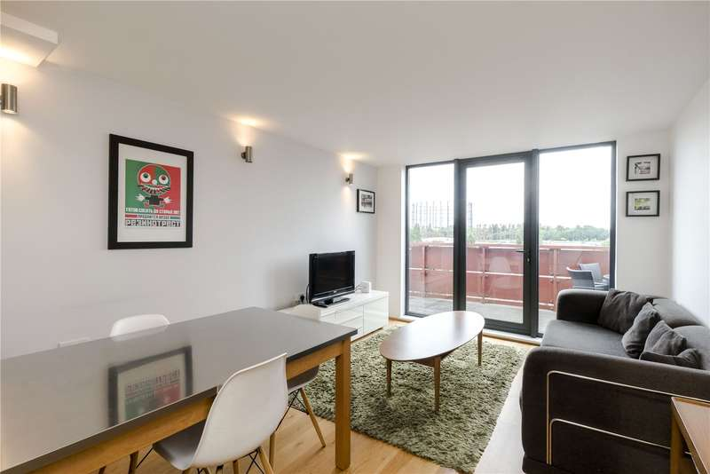 2 Bedrooms Flat for sale in The Ink Building, 130 Barlby Road, London, W10