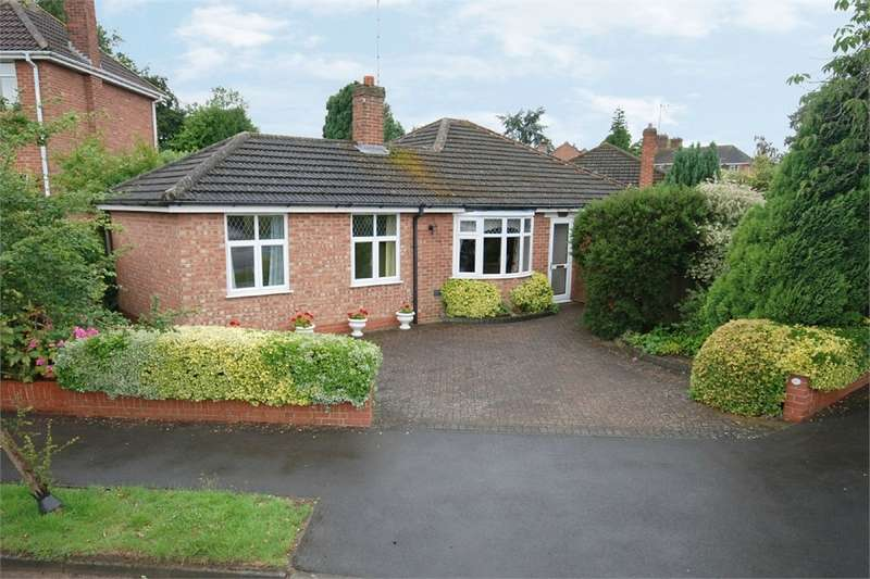 4 Bedrooms Detached Bungalow for sale in Barton Road, RUGBY, Warwickshire