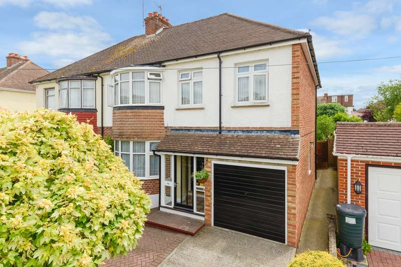 5 Bedrooms Semi Detached House for sale in Holtye Crescent, Maidstone, ME15