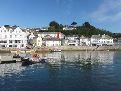 2 Bedrooms End Of Terrace House for sale in St. Mawes, Truro, Cornwall