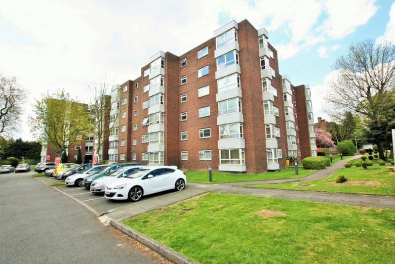 2 Bedrooms Flat for sale in RAFFLES HOUSE, BRAMPTON GROVE, HENDON, LONDON, NW4