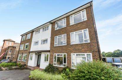 2 Bedrooms Flat for sale in Welbeck Avenue, Southampton, Hampshire