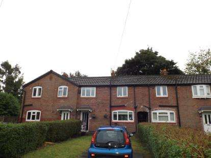 3 Bedrooms Terraced House for sale in Combermere Avenue, Manchester, Greater Manchester