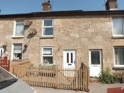 2 Bedrooms Terraced House for sale in Pennington Terrace, Abergele Road, Llanddulas, Abergele, LL22