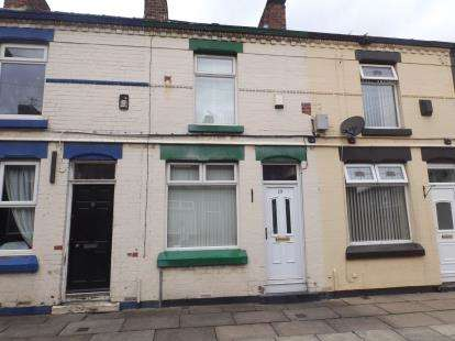2 Bedrooms Terraced House for sale in Weaver Street, Walton, Liverpool, Merseyside, L9