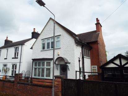 4 Bedrooms Detached House for sale in Hilton Road, Nottingham, Nottinghamshire