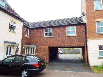 1 Bedroom Flat for sale in Wilkinson Close, Chilwell, Nottingham