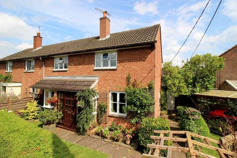 3 Bedrooms Semi Detached House for sale in Lighthorne, Warwickshire