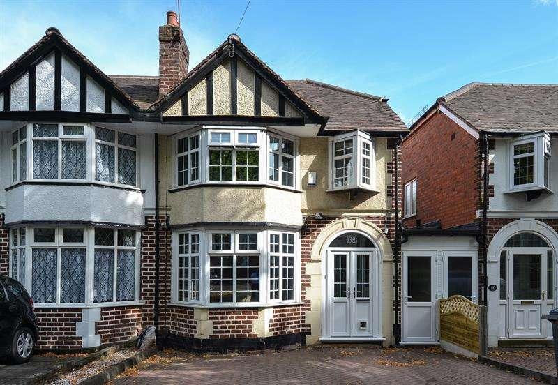 3 Bedrooms Semi Detached House for sale in Pamela Road, Northfield, Birmingham