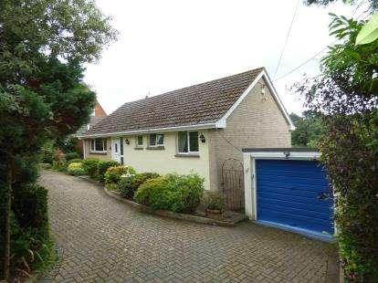 3 Bedrooms Bungalow for sale in Exeter, Devon
