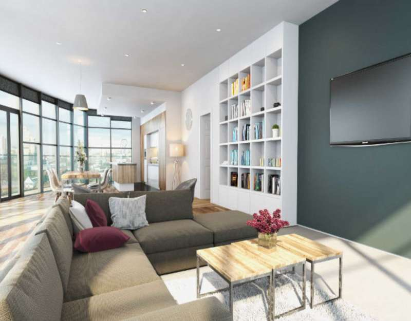 2 Bedrooms Apartment Flat for sale in Columbus Quay, Liverpool