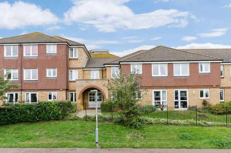 1 Bedroom Retirement Property for sale in Milliers Court, Worthing Road