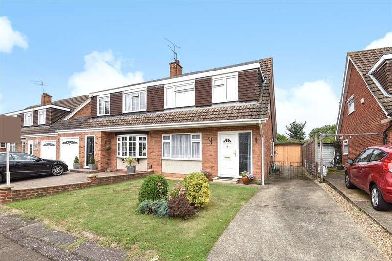 3 Bedrooms Semi Detached House for sale in Stowe Crescent, Ruislip, Middlesex, HA4