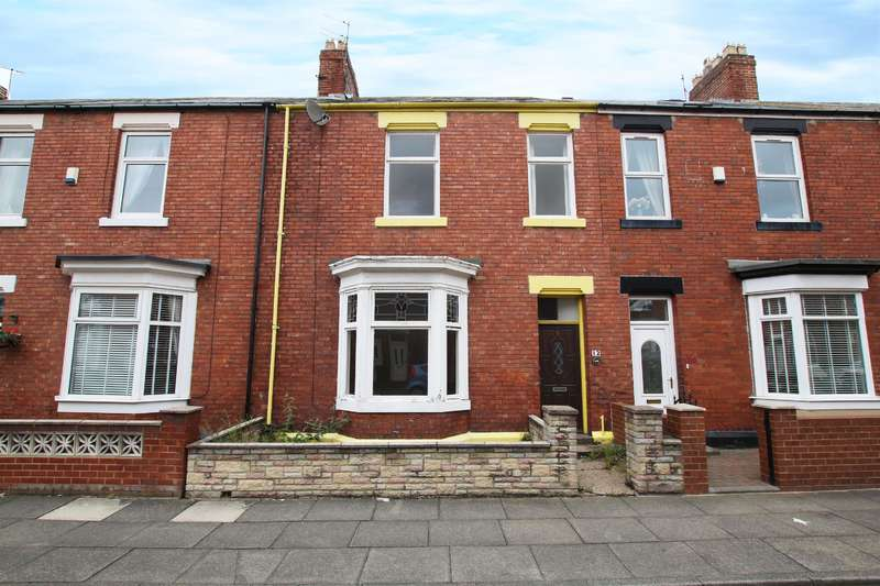 3 Bedrooms Terraced House for sale in Bede Street, Roker, Sunderland, SR6 0NS