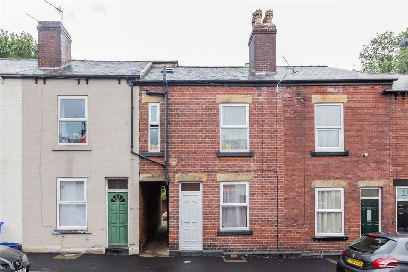 3 Bedrooms Terraced House for sale in Athol Road, Norton Hammer, Sheffield, S8