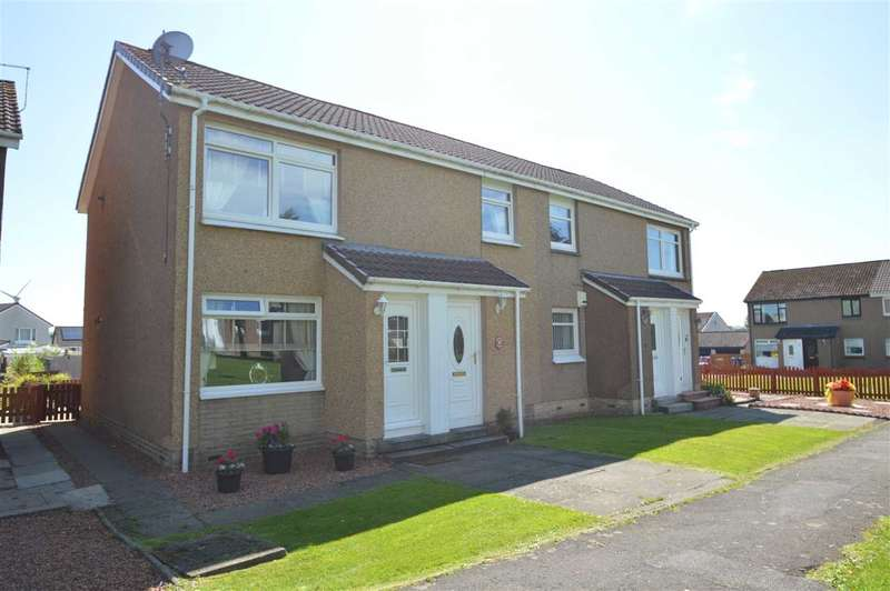 2 Bedrooms Apartment Flat for sale in Mckirdy Court, Blackwood