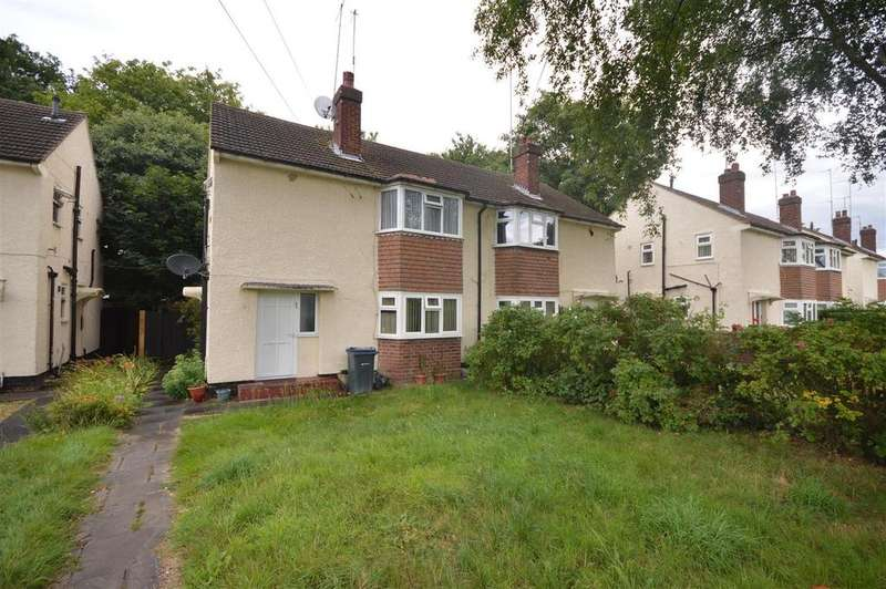 1 Bedroom Maisonette Flat for sale in The Oaks, Shard End