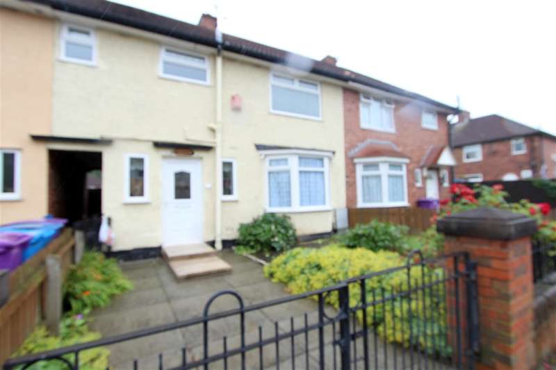 3 Bedrooms Town House for sale in Abbotsford Road, Norris Green, Liverpool