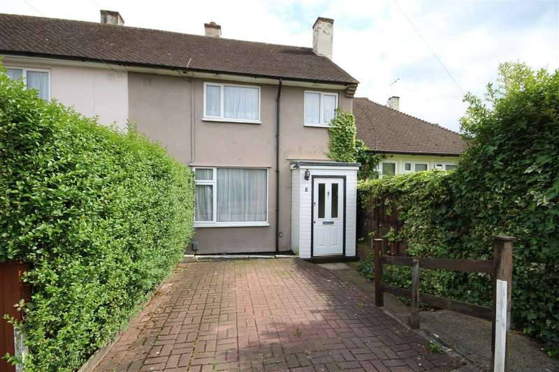 2 Bedrooms House for sale in Ellesborough Close, Watford, WD19.