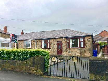 2 Bedrooms Bungalow for sale in Chorley Old Road, Whittle-Le-Woods, Chorley, Lancashire, PR6
