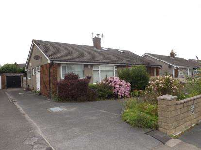 2 Bedrooms Bungalow for sale in White Lund Road, Morecambe, LA3