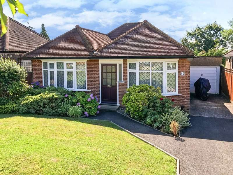 3 Bedrooms Detached Bungalow for sale in Stanley Road, Northwood