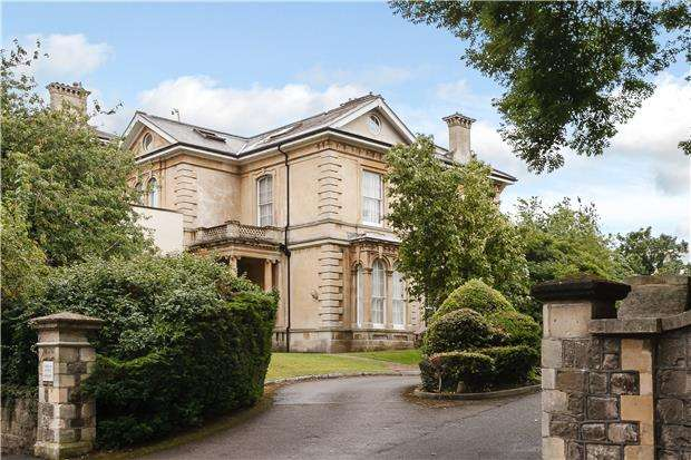 2 Bedrooms Flat for sale in Tuscany House, Durdham Park, Bristol, BS6