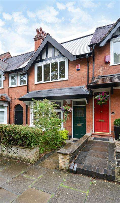 3 Bedrooms Terraced House for sale in Barclay Road, Bearwood