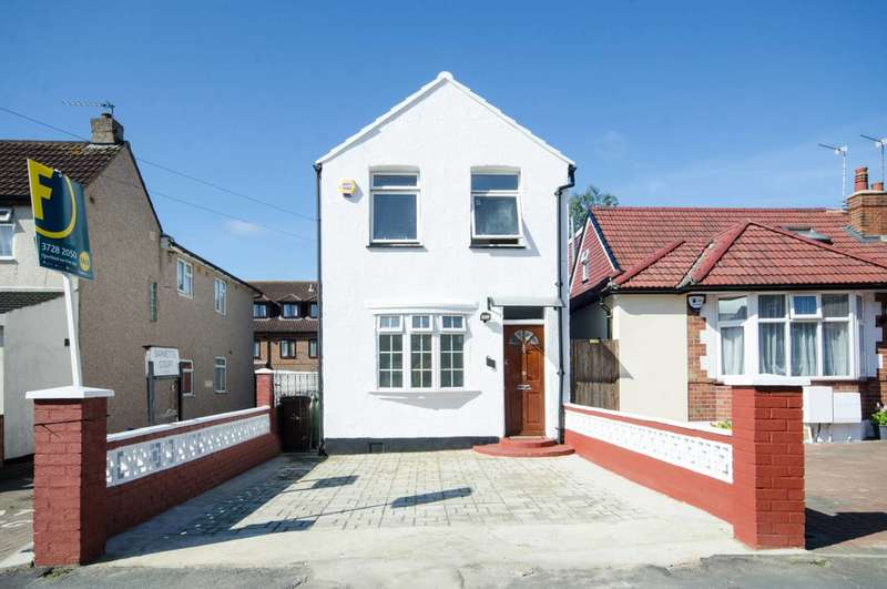 4 Bedrooms House for sale in Corbins Lane, South Harrow, HA2